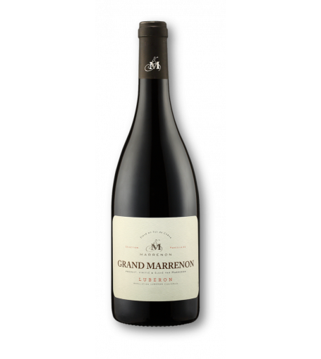 Grand Marrenon - rouge - 2017 MAGNUM