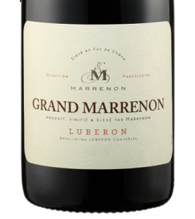 Grand Marrenon - rouge - 2016