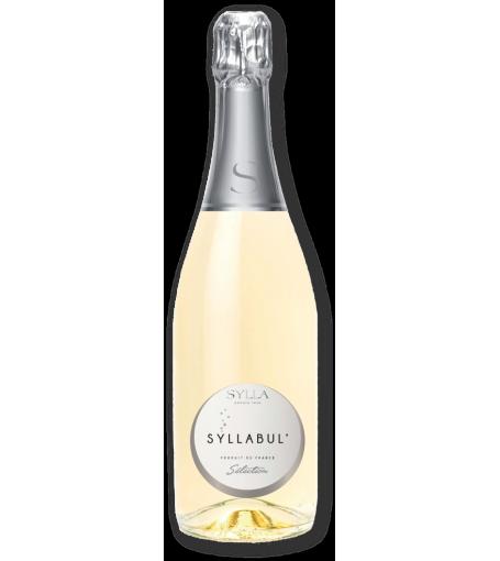 SYLLABUL' Muscat pétillant blanc sans alcool