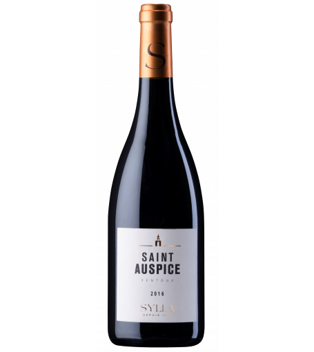 Saint Auspice - Rouge - 2019