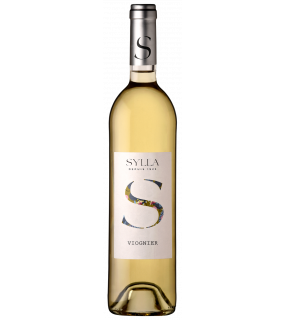 Viognier - 2017 Vin blanc Luberon Cave coopérative Apt Sylla Terroirs d'altitude