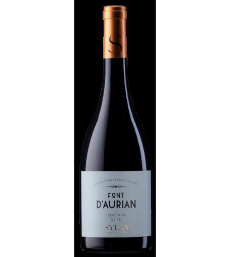 Font d'Aurian - rouge - 2020